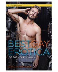 Best Gay Erotica of the Year Volume 3