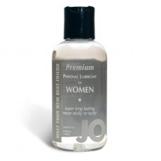 JO 4 OZ PREMIUM SILICONE LUBRICANT FOR WOMEN