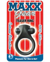 Maxx Gear Teaser Ring - Black