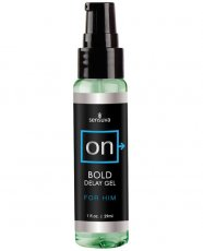 ON BOLD DELAY GEL FOR HIM 1 OZ