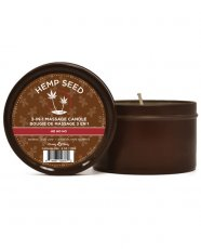 CANDLE 3-IN-1 HO HO HO 6OZ
