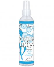 Jelique Mighty Tidy Toy Cleaner - 4 oz Get Fresh
