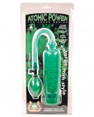 Atomic Power Pump - Green