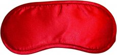 SEX & MISCHIEF SATIN RED BLINDFOLD