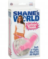 Shane's World College Tease - Pink