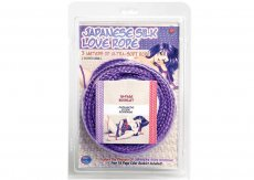 JAPANESE SILK LOVE ROPE 3M(10 FT) PURPLE