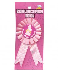 Bachelorette Party Ribbon - Same Penis Forever