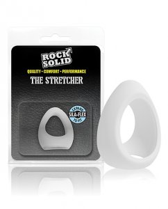 Rock Solid Stretcher Translucent Silicone