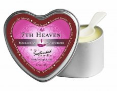 CANDLE 3N1 HEART 7TH HEAV 4.7 OZ