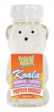 (D) KOALA FLAVORED LUBE PAPAYA MANGO 6 OZ