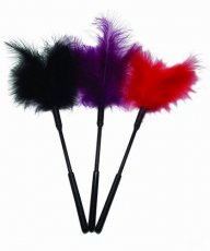 Tickle Tease Ticklers | Feathers and Rollers