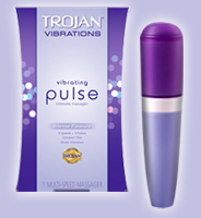 TROJAN PULSE INTIMATE MAS