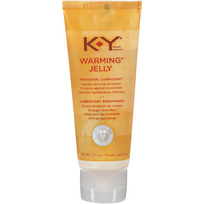 KY WARMING JELLY 2.5 OZ