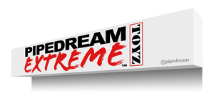 PIPEDREAM EXTREME PROMOTIONAL 3D SIGN