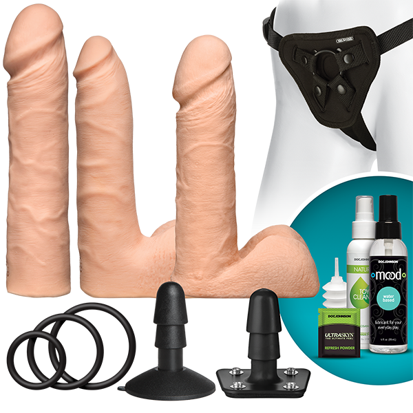 VAC U LOCK DUAL DENSITY ULTRA VANILLA SET