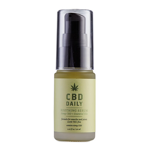 CBD DAILY SOOTHING SERUM 20ML