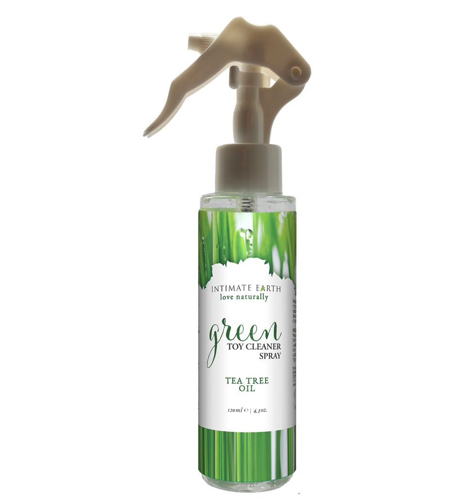 GREEN TOY CLEANER SPRAY 125ML