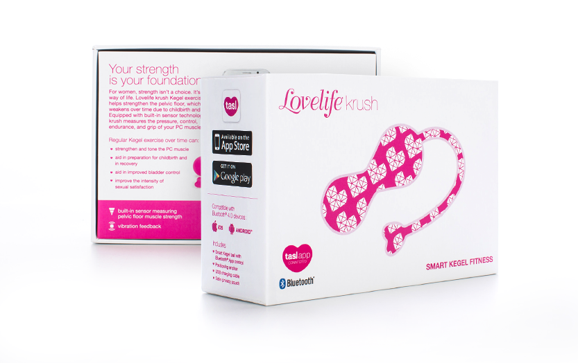 LOVELIFE KRUSH KEGEL EXERCISER (NET)