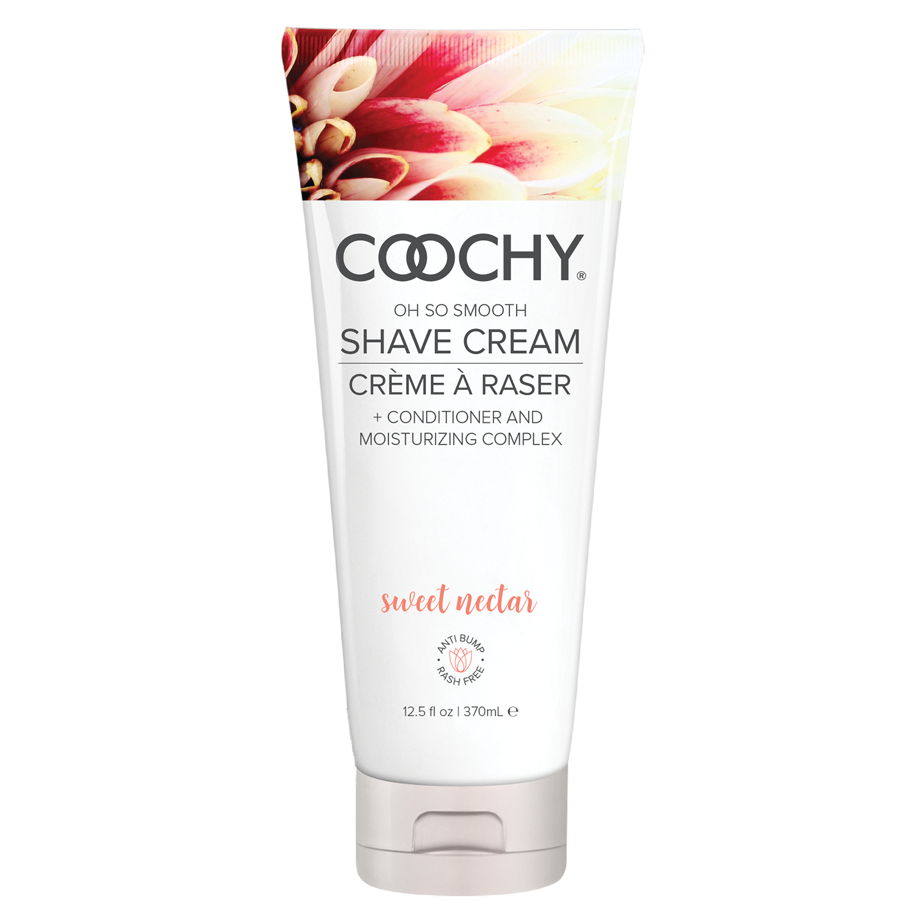 COOCHY SHAVE CREAM SWEET NECTAR 12.5 OZ