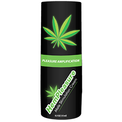 HEMPLEASURE FOR MEN 1/2 OZ