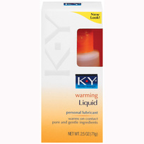 KY WARMING LIQUID 2.5 OZ