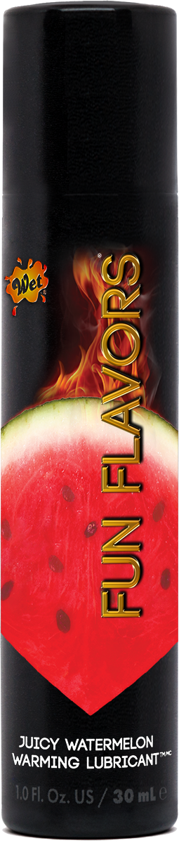 WET FUN FLAVORS JUICY WATERMELON 1 OZ