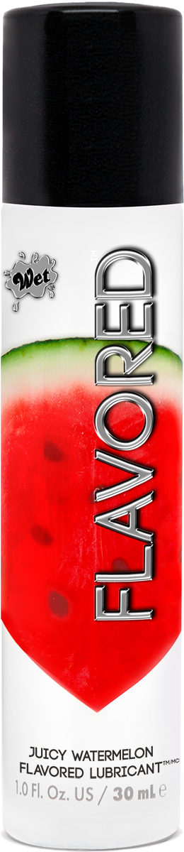 WET FLAVORED JUICY WATERMELON 1 OZ